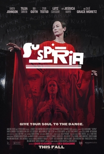 Suspiria - Poster / Capa / Cartaz - Oficial 3