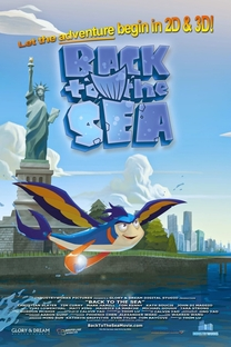 De Volta ao Fundo do Mar - Poster / Capa / Cartaz - Oficial 1