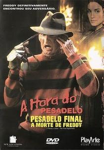 A Hora do Pesadelo 6: Pesadelo Final - A Morte de Freddy - Poster / Capa / Cartaz - Oficial 2
