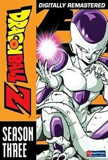 Dragon Ball Z (3ª Temporada) - Poster / Capa / Cartaz - Oficial 4