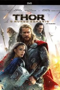 Thor: O Mundo Sombrio - Poster / Capa / Cartaz - Oficial 24