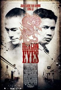 Olhos de Dragão - Poster / Capa / Cartaz - Oficial 1
