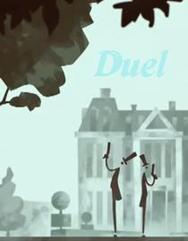 Duel - Poster / Capa / Cartaz - Oficial 1