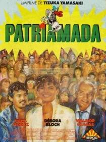 Patriamada - Poster / Capa / Cartaz - Oficial 1