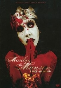 Marilyn Manson: Inner Sanctum - Poster / Capa / Cartaz - Oficial 1