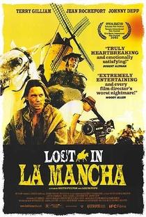 Perdido em La Mancha - Poster / Capa / Cartaz - Oficial 1