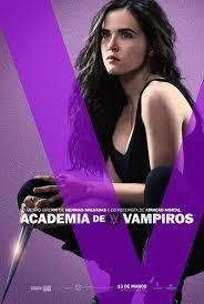 Academia de Vampiros: O Beijo das Sombras - Poster / Capa / Cartaz - Oficial 19