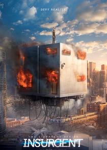 A Série Divergente: Insurgente - Poster / Capa / Cartaz - Oficial 4