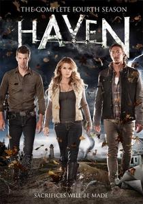 Haven (4ª Temporada) - Poster / Capa / Cartaz - Oficial 1