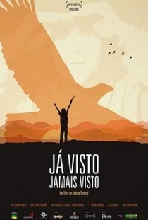 Já Visto Jamais Visto  - Poster / Capa / Cartaz - Oficial 1