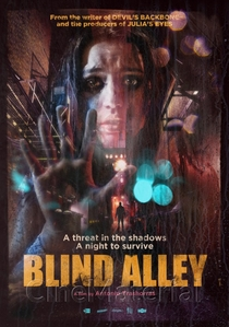 Blind Alley - Poster / Capa / Cartaz - Oficial 1