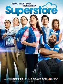 Superstore: Uma Loja de Inconveniências (2ª Temporada) - Poster / Capa / Cartaz - Oficial 1