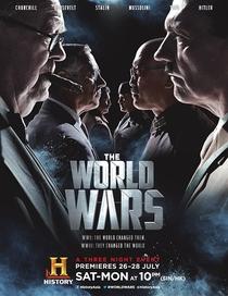 Guerras Mundiais - Poster / Capa / Cartaz - Oficial 3