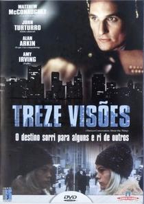Treze Visões - Poster / Capa / Cartaz - Oficial 3