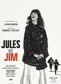 Jules e Jim - Uma Mulher Para Dois - Poster / Capa / Cartaz - Oficial 4