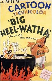 Big Heel-Watha - Poster / Capa / Cartaz - Oficial 1