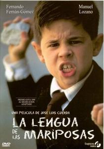 A Língua das Mariposas - Poster / Capa / Cartaz - Oficial 12