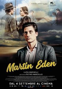Martin Eden - Poster / Capa / Cartaz - Oficial 1