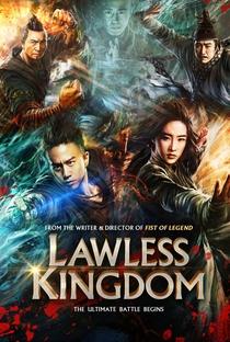 Os Quatro 2: Reino Sem Lei - Poster / Capa / Cartaz - Oficial 13