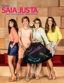 Novo Saia Justa - Poster / Capa / Cartaz - Oficial 1