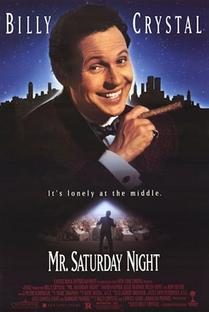 Mr. Saturday Night - A Arte de Fazer Rir - Poster / Capa / Cartaz - Oficial 1