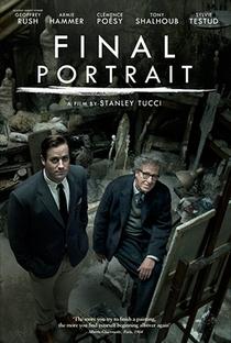 O Último Retrato - Poster / Capa / Cartaz - Oficial 1
