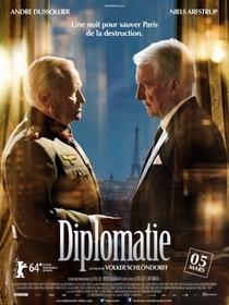 Diplomacia - Poster / Capa / Cartaz - Oficial 2
