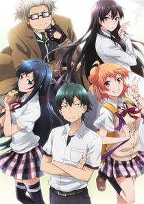 Yahari ore no seishun rabukome wa machigatteiru. (2ª Temporada) - Poster / Capa / Cartaz - Oficial 1