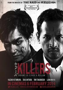 Killers - Poster / Capa / Cartaz - Oficial 1