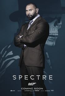 007 Contra Spectre - Poster / Capa / Cartaz - Oficial 21