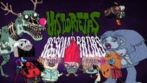 Historietas Assombradas (para Crianças Malcriadas) (2ª Temporada) - Poster / Capa / Cartaz - Oficial 1