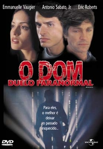 O Dom - Duelo Paranormal  - Poster / Capa / Cartaz - Oficial 1