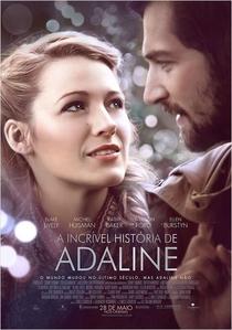 A Incrível História de Adaline - Poster / Capa / Cartaz - Oficial 4