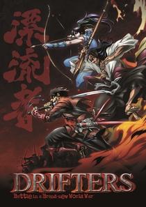 Drifters - Poster / Capa / Cartaz - Oficial 2