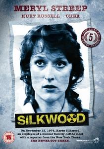 Silkwood - O Retrato de Uma Coragem - Poster / Capa / Cartaz - Oficial 1