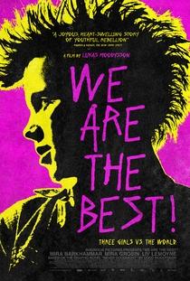 Nós Somos as Melhores! - Poster / Capa / Cartaz - Oficial 1