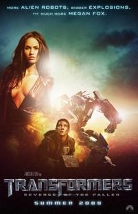 Transformers: A Vingança dos Derrotados - Poster / Capa / Cartaz - Oficial 5