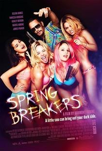 Spring Breakers: Garotas Perigosas - Poster / Capa / Cartaz - Oficial 7