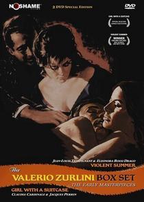 Verão Violento - Poster / Capa / Cartaz - Oficial 2
