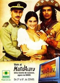 Mandacaru - Poster / Capa / Cartaz - Oficial 2