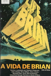 A Vida de Brian - Poster / Capa / Cartaz - Oficial 3