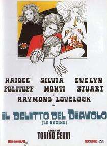 O Crime do Diabo - Poster / Capa / Cartaz - Oficial 1