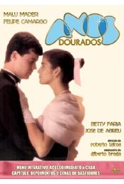 Anos Dourados - Poster / Capa / Cartaz - Oficial 1