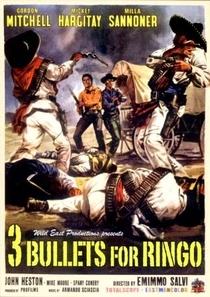 3 Balas para Ringo - Poster / Capa / Cartaz - Oficial 1