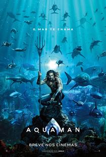 Aquaman - Poster / Capa / Cartaz - Oficial 1
