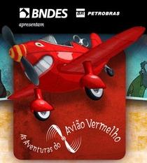 As Aventuras do Avião Vermelho - Poster / Capa / Cartaz - Oficial 2