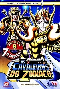 Os Cavaleiros do Zodíaco (Saga 1: Santuário) - Poster / Capa / Cartaz - Oficial 11