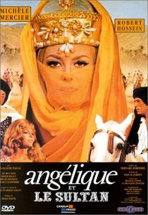 Angélica e o Sultão - Poster / Capa / Cartaz - Oficial 1