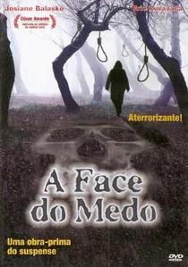 A Face do Medo - Poster / Capa / Cartaz - Oficial 1