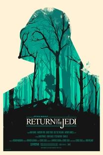 Star Wars: Episódio VI - O Retorno de Jedi - Poster / Capa / Cartaz - Oficial 11